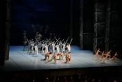Նախագահը և տիկին Սարգսյանը դիտել են «Սպարտակ» բալետը