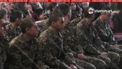 Այսօր Սուրբ Սարգիս եկեղեցում սահմանին ծառայող 20 ժամկետային զինծառայողնների օրհնության կար...