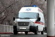 Երևանում գլխիվայր շրջված ավտոմեքենայի վարորդը տեղափոխվել է հիվանդանոց