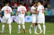ԱԱ-2018` Շվեյցարիան կամային հաղթանակ տոնեց Սերբիայի նկատմամբ (տեսանյութ)