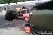 Ալավերդի-Վանաձոր ավտոճանապարհի վթարից կան տուժածներ