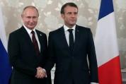 Ռուսաստանի և Ֆրանսիայի նախագահները քննարկել են ԼՂ հակամարտությունը
