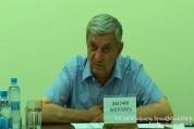 Ցոլակյանը հրդեհների կտրուկ աճի հարցով հրավիրել է օպերատիվ աշխատանքային խմբի նիստ
