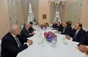 Էդվարդ Նալբանդյանը Մյունխենում հանդիպել է իր եգիպտացի գործընկերոջ հետ. անդրադարձ է կատարվե...