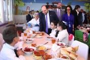 Կայուն դպրոցական սննդի կազմակերպումը Արագածոտնում փոխանցվել է ՀՀ կառավարությանը. ԿԳՄՍՆ