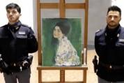 Իտալիայի պատկերասրահներից մեկի պատի մեջ հայտնաբերվել է Կլիմտի «Կնոջ դիմանկարը» կտավը