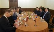Շարմազանովը Լատվիայի պատվիրակությանը կոչ է արել չընկնել Ադրբեջանի կեղծ քարոզչության ծուղակ...