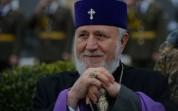 Ամենայն Հայոց Կաթողիկոսը հայրապետական այցով մեկնել է Մոսկվա