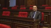 ՍԴ-ն հրապարակել է Հրայր Թովմասյանի վերաբերյալ աշխատակարգային որոշումը