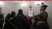 Հրդեհաշիջման ժամանակ զոհված փրկարարին հետմահու շնորհվեց Արիության մեդալ