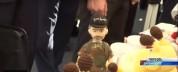 Նիկոլ Փաշինյանին իր կերպարով տիկնիկ նվիրեցին. (տեսանյութ). Shantnews.am