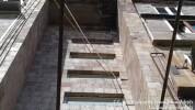 Փրկարարներն Արմավիրում շենքի երեսպատման թուլացած սալիկները քարաթափել են՝ սահմանազատելով տա...