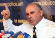 Бывший начальник полиции Алик Саргсян хочет возглавить МЧС. «Айакакн Жаманак»