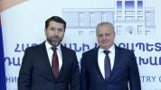 Կարեն Անդրեասյանն ու ՀՀ-ում Ռուսաստանի դեսպանը քննարկել են Սահմանադրության, ոստիկանության,...