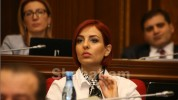 Անի Սամսոնյանը հայ ռազմագերիների հարցով դիմել է ԵԱՀԿ Խորհրդարանական վեհաժողովին