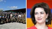 Շնորհավորում եմ հայ խաղաղապահներին տոնի կապակցությամբ՝ մաղթելով անփորձանք ծառայություն և ն...