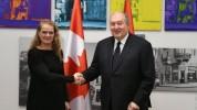 Երախտագիտություն եմ հայտնում Կանադայի կառավարությանը Թուրքիային ռազմական սարքավորումներ տր...