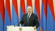 Կեցցե՛ համայն հայ ժողովուրդը . Արմեն Սարգսյանի ուղերձը Հանրապետության տոնի առթիվ