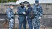 ՀՀ ոստիկանությունն արտակարգ դրության ռեժիմը խախտելու փաստերով կազմել է 15 հազար 241 արձանա...