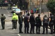 Պայթյուն Բոգոտայում. վիրավորվել են մի քանի տասնյակ ոստիկաններ (տեսանյութ)