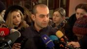 «Ակնհայտ ապատեղեկատվություն». ՀՔԾ-ն` Հրայր Թովմասյանի պաշտպանի հայտարարության մասին