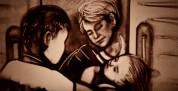 Սև ծովում Տու-154-ի կործանման հետևանքով մահացած Բժիշկ Լիզայի հիշատակին ավազե անիմացիոն ֆիլմ է ստեղծվել (տեսանյութ)