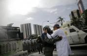 Վենեսուելայում բողոքի ակցիայի ընթացքում 55 մարդ է զոհվել