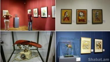 Արվեստոտ օրերը Երևանում շարունակվում են. «Դալի և Պիկասո» ցուցահանդեսը ...