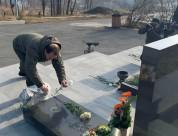Դավիթ Տոնոյանն այցելել է Եռաբլուր․ Արծրուն Հովհաննիսյան (ֆոտոշարք)
