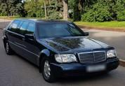 Ելցինի վարած Mercedes-Benz S-Class ավտոմեքենան վաճառվել է 19.7 մլն ռուբլով