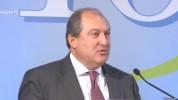 Արմեն Սարգսյանն առաջադրվել է Հանրապետության նախագահի թեկնածու