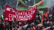 Ֆրանսիայում կենսաթոշակային բարեփոխումների դեմ գործադուլը շարունակվում է արդեն 7 օր