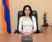 Имущество судьи Айарпи Заргарян увеличивается с каждым годом - «Жоховурд»