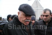 Շարունակվում է Մանվել Գրիգորյանի գործով դատական նիստը