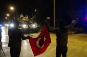 Թուրքական տանկերը պաշտպանում են քրդերի դեմ սիրիական ընդդիմության հարձակումները