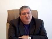 Արմավիրի քաղաքապետ Ռուբեն Խլղաթյանը հրաժարական է տվել