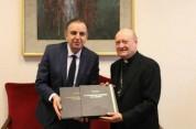 ՀՀ դեսպանը կարևորել է Հայաստան-Սուրբ Աթոռ մշակութային օրակարգի շարունակական ընդլայնումը