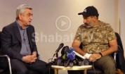 Նիկոլ Փաշինյանի և Սերժ Սարգսյանի հանդիպման մանրամասները