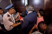 Անօրինական ոչինչ տեղի չի ունեցել. ոստիկանապետը` Ռոբերտ Քոչարյանի տապալված ասուլիսի մասին