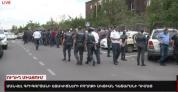 Ուղիղ. Մանվել Գրիգորյանի աջակիցների բողոքի ակցիան դատարանի դիմաց