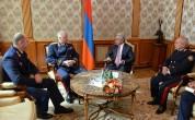 Սերժ Սարգսյանն ընդունել է Ռուսաստանի և Բելառուսի քննչական կոմիտեների նախագահներին