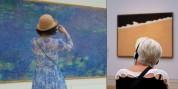 Ավստրիացին լուսանկարում է մարդկանց, ում հագուստը զարմանալիորեն զուգորդվում է թանգարանի կտա...