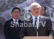 Ինչու՞ էր ԱԳ նախարար Էդվարդ Նալբանդյանը ռուսերեն խոսում Չինաստանի դեսպանատան կառուցման հիմ...