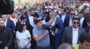 Մեկնարկեց ՀՀ վարչապետի կազմակերպած երթը դեպի Հանրապետության հրապարակ. ՈՒՂԻՂ