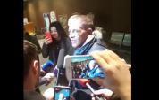 Ֆրանսիացի դերասան Սամի Նասրին ժամանեց Զվարթնոց օդանավակայան