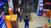 Полиция опубликовала запись грабежа в супермаркете «Циран»