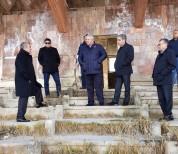 ՀՖՖ նախագահ Ռուբեն Հայրապետյանն այցելել է Վանաձոր` քաղաքային մարզադաշտի կառուցման հարցերով...