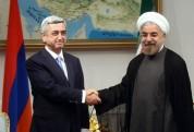 Սերժ Սարգսյանը շնորհավորել է Իրանի նախագահին և Իսլամական հեղափոխության գերագույն առաջնորդի...