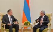 Այսօր հայ-ռուսական հարաբերությունները բնութագրվում են իրապես դաշնակցային. Սերժ Սարգսյանն ը...