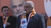 Րաֆֆի Հովհաննիսյանը վերադարձավ ընտրապայքար (տեսանյութ)